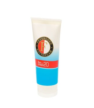 FEYENOORD Zonnecreme Factor 20   200 ml
