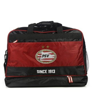 PSV Sporttas Since 1913 Rood Zwart