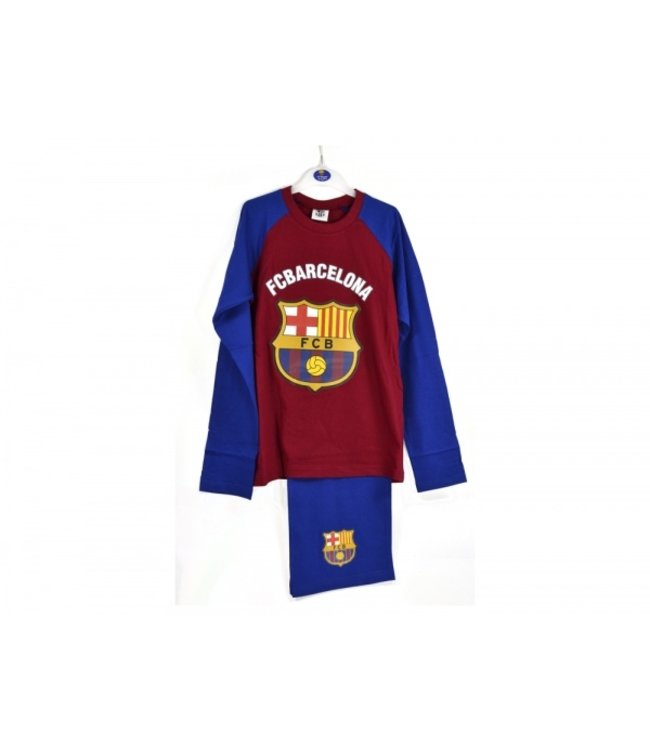 FC Barcelona Pyjama 4/5 jaar