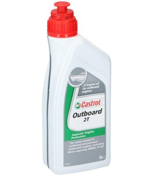 CASTROL Outboard olie 1 liter
