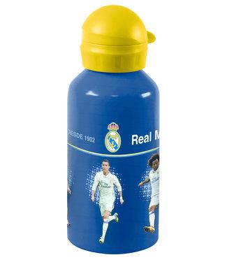 REAL MADRID Aluminium Bidon 500 ml Spelers