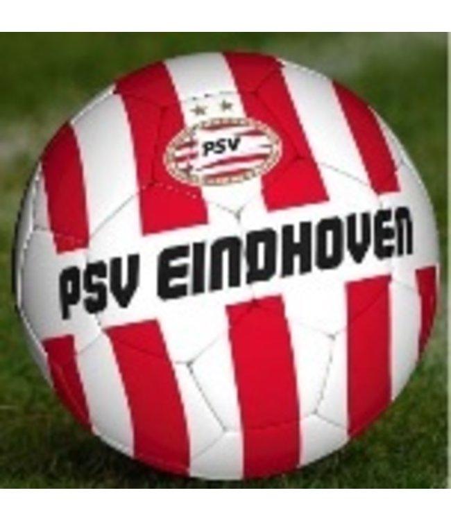 PSV Voetbal Banen Rood Wit Maat 5