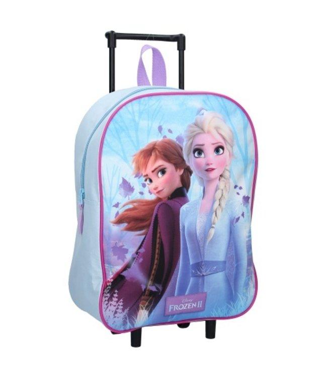 Frozen II  Trolley Magical Journey