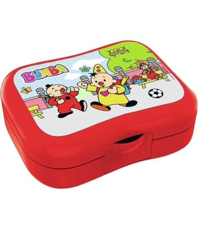 BUMBA Lunchbox Rood