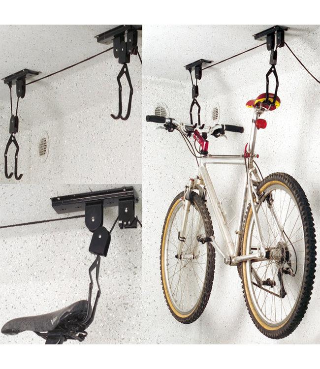 Fietslift voor plafondbevestiging