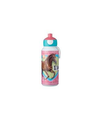 MY HORSE Pop-up Drinkfles 400 ml