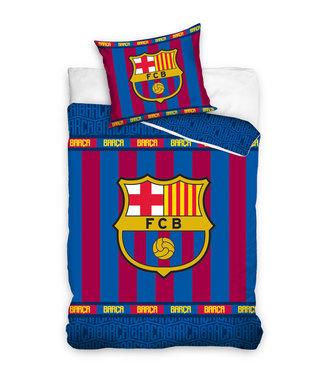 FC BARCELONA Dekbedovertrek 140x200cm / 63x63  34846