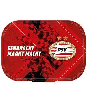 PSV Broodtrommel Vlaggen