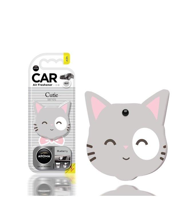 Aroma Car Cat Blueberry