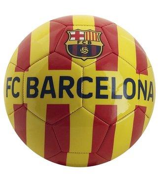 FC BARCELONA Voetbal Geel Rood gestreept