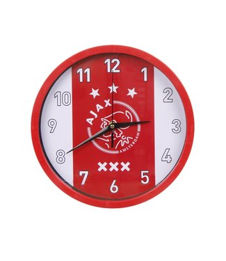 AJAX Wandklok Logo XXX