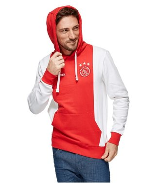 AJAX Hooded WRW sweatvest logo Adam senior