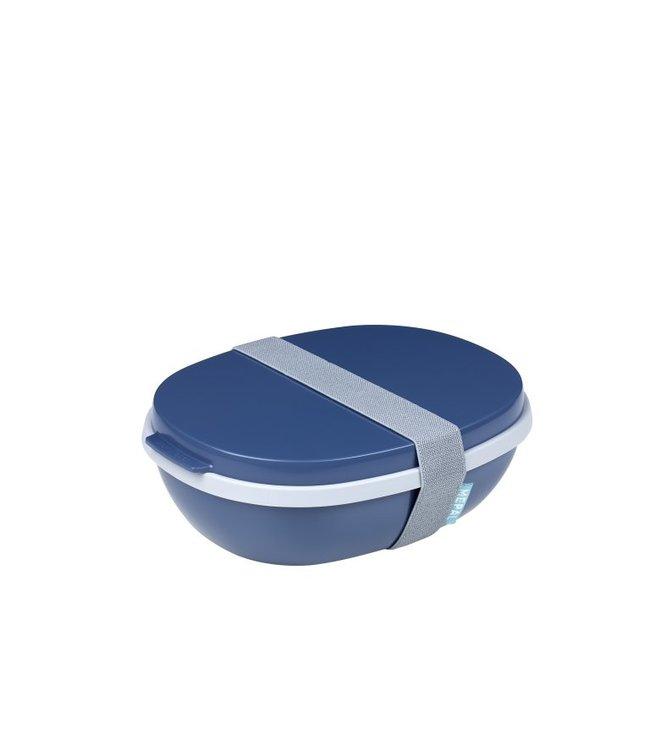 MEPAL Lunchbox ellipse duo - nordic denim