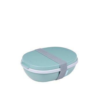 MEPAL Lunchbox ellipse duo - nordic green