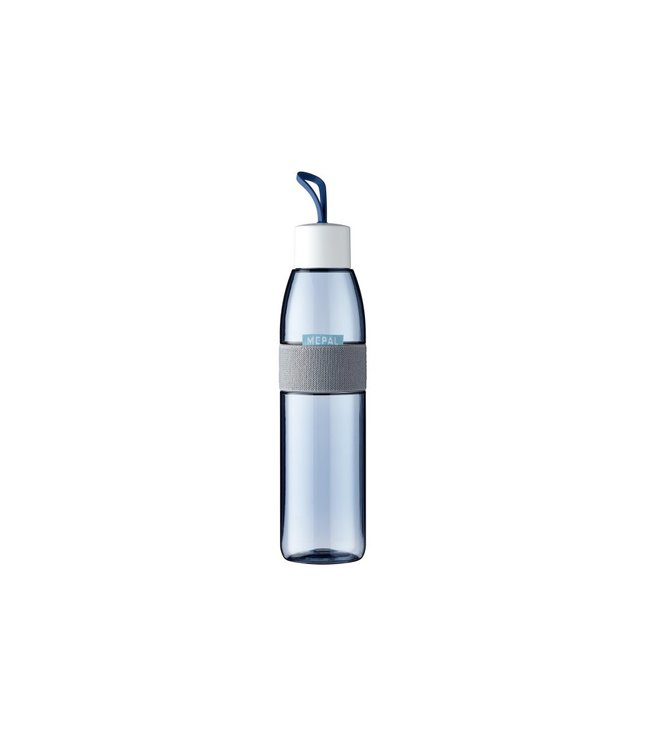 MEPAL Waterfles Ellipse 700 ml - Nordic denim