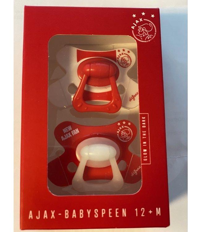 AJAX Baby Speen 2 pack 0-6 maanden