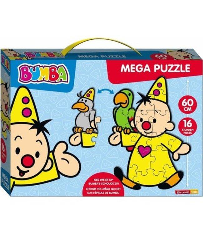 BUMBA Puzzel - 16 stukjes