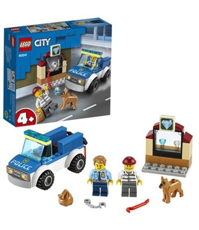 LEGO City Police Dog Unit