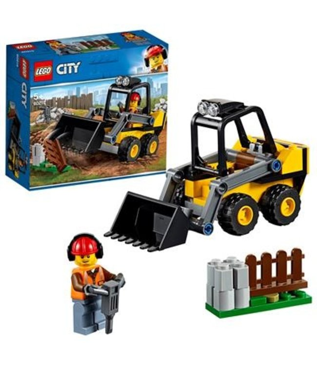 LEGO City Shovel