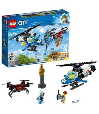 LEGO 60207 City Luchtpolitie Drone