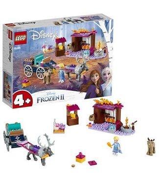 LEGO Frozen 2 Elsa Koetsavontuur