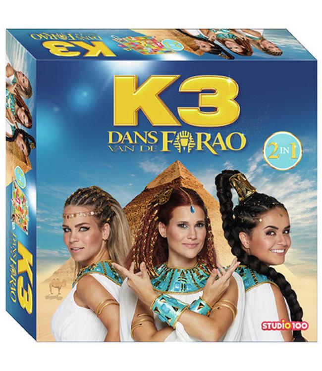 K3 Spel Dans van de Farao