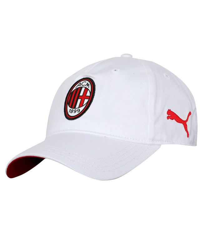 AC MILAN Cap wit met logo Puma