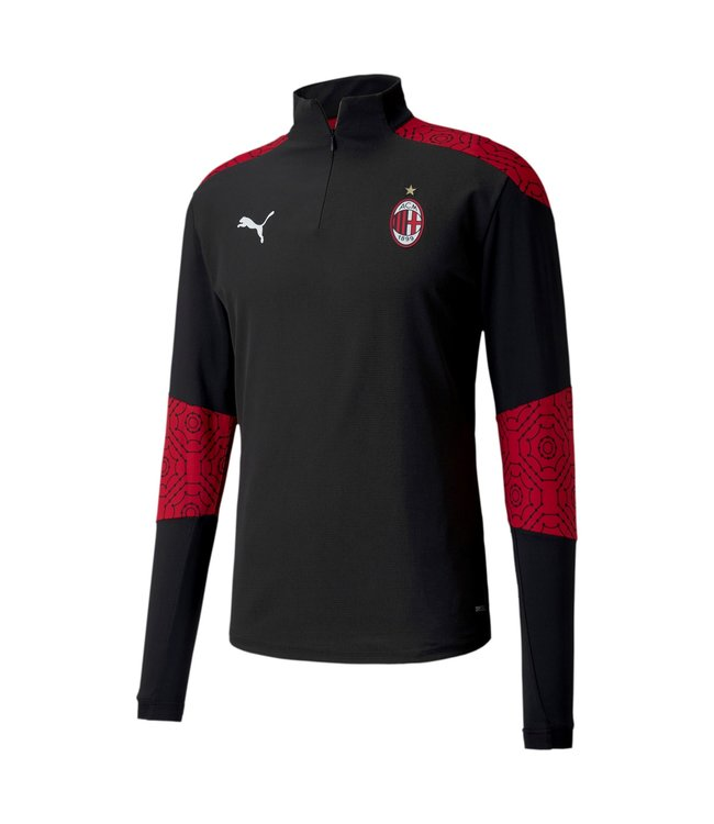 AC Milan Zip Top Trainingsjack 2020/2021