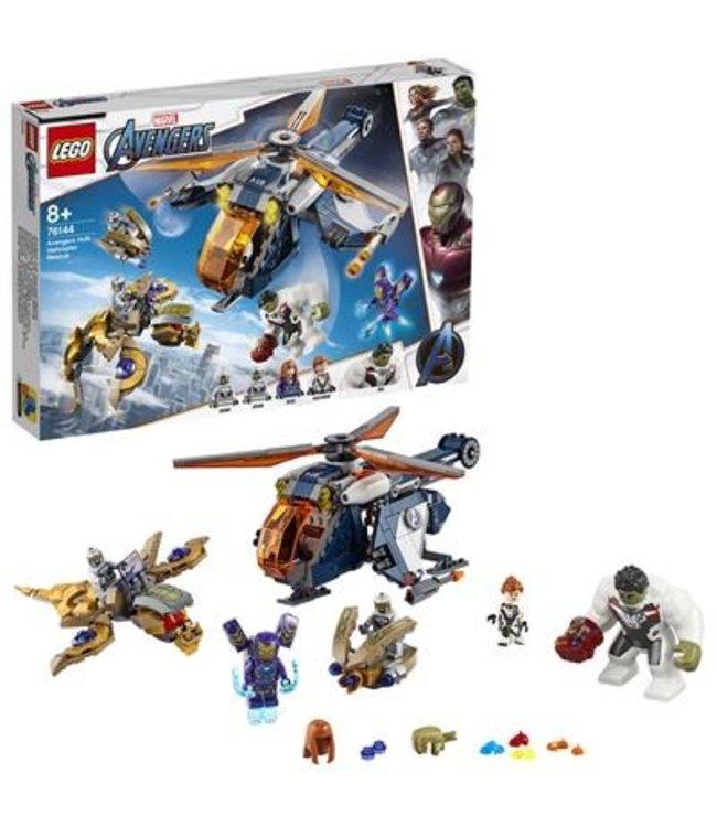 LEGO Super Heroes Avengers Hulk Helikopter 76144