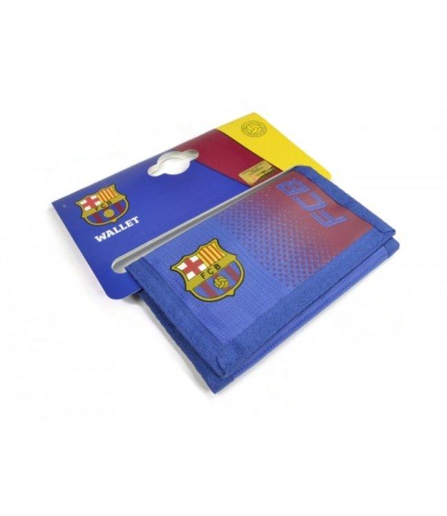 Fc Barcelona Portemonnee met Rits