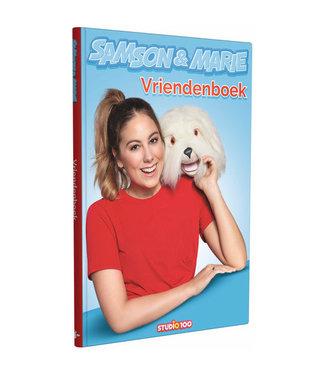 SAMSON & MARIE Vriendenboek