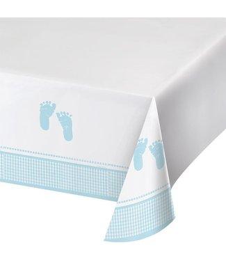 Tafelkleed baby boy (122x224cm)