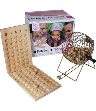 Bingoset - Bingospel + Houten Ballenbord