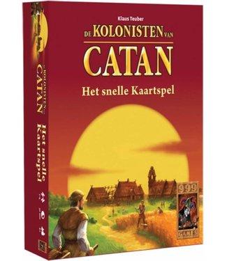 Catan: Het snelle Kaartspel - Kaartspel