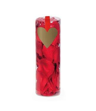 Rozenblaadjes rood (288st)