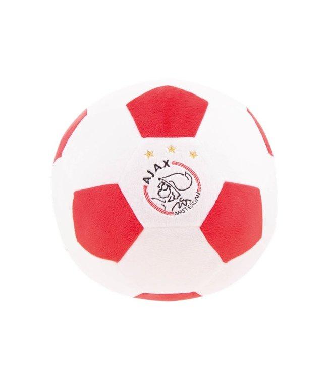 AJAX Speelbal 25cm soft