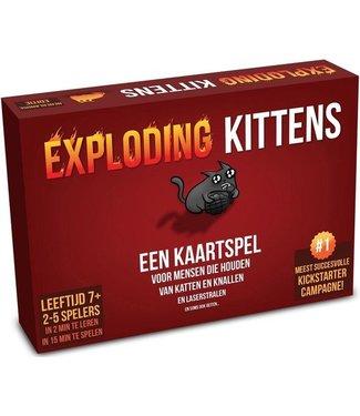 Exploding Kittens NL