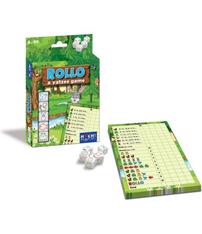 Rollo: A Yatzee Game - Dieren NL/FR