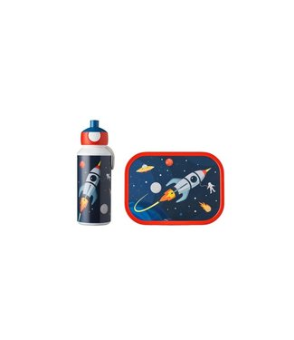 SPACE Lunchset Pop up + Lunchbox