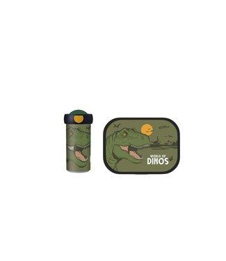 Dino Lunchset Mepal - Schoolbeker + Lunchbox