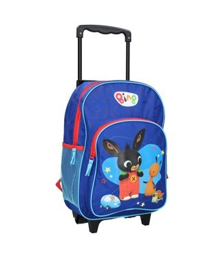BING It's Playtime Rugzaktrolley - 17,0 l - Blauw