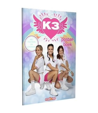 K3 Posterboek Dromen