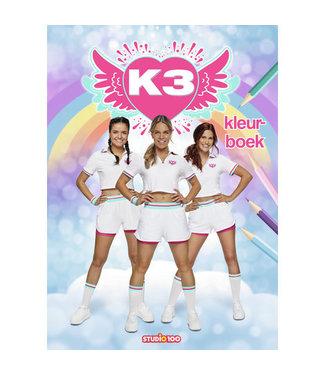 K3 Kleurboek Dromen