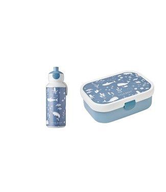 Mepal Lunchset Pop -Up & Lunchbox - Little Dutch Ocean