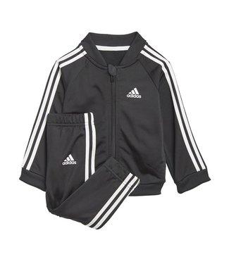 Adidas Baby trainingspak Zwart Maat 74 ( 3-6 maanden)