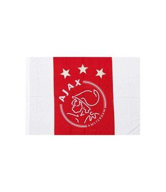 AJAX Vlag Logo 150x225 cm