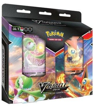 Pokémon TCG  V Battle Decks Bundle Victini Gardevoir