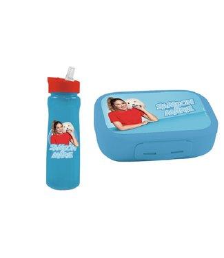 Samson en Marie Voordeelset drinkfles & Lunchbox