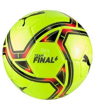 PUMA Voetbal Final 6 Geel