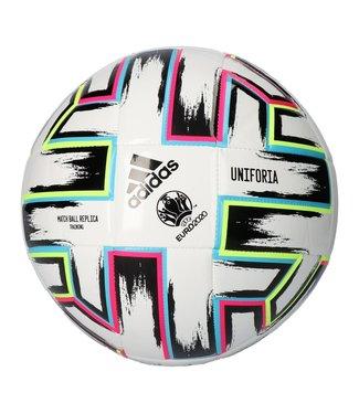 Adidas EK Voetbal 2020 wit maat 5